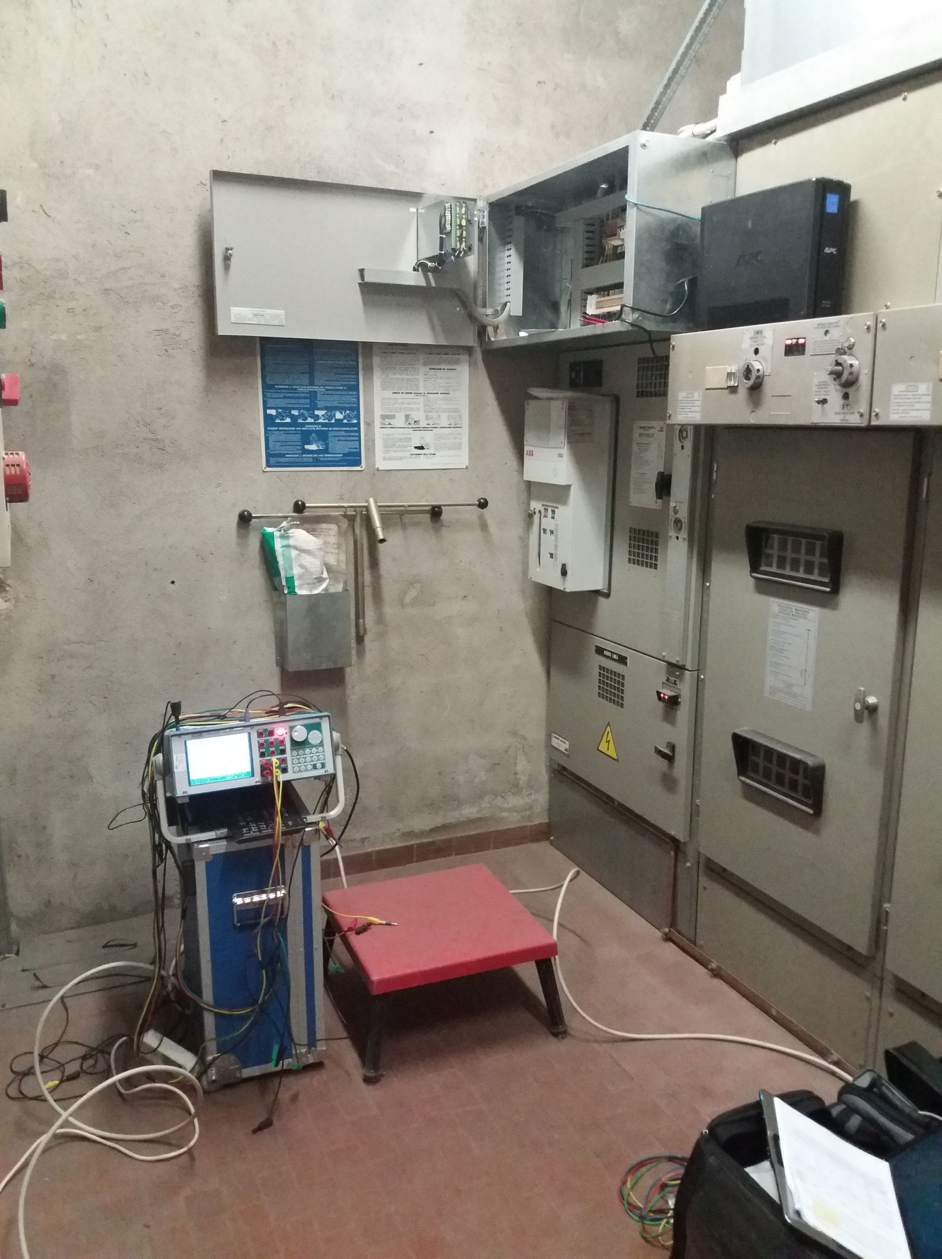 Test Report fotovoltaico e adeguamento 786 Bolzano